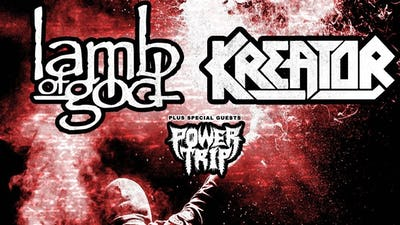 Kreator & Lamb of God