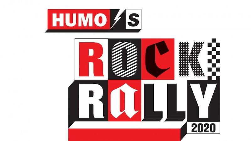 Postponed  Finale Humo's Rock Rally