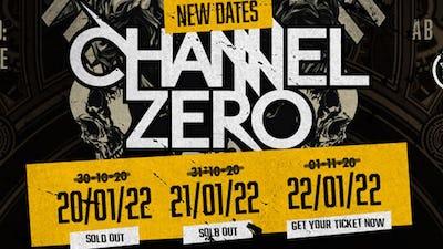 NEW DATE: 30 years Channel Zero #3