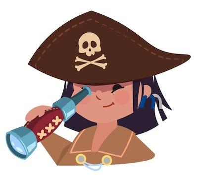 Deviens un vrai pirate au Musée de la Banque nationale de Belgique