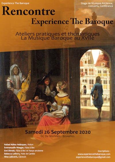 Experience The Baroque - Concert Musica Nova