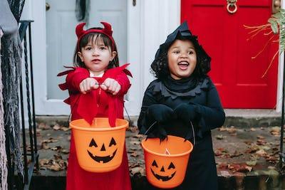 Halloween: griezelavond (vanaf 7 jaar)