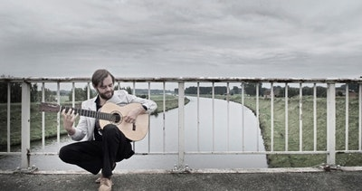 MYRDDIN Myrddin De Cauter -Guitar: Flamenco & more