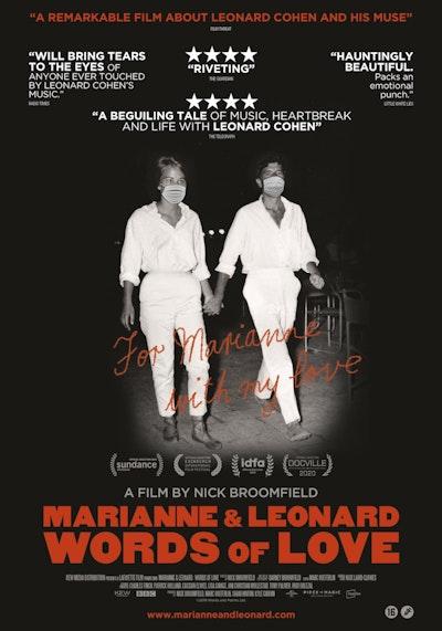 Marianne & Leonard: Words of Love
