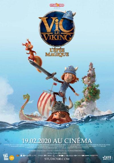 Vic le viking et l'épée magique