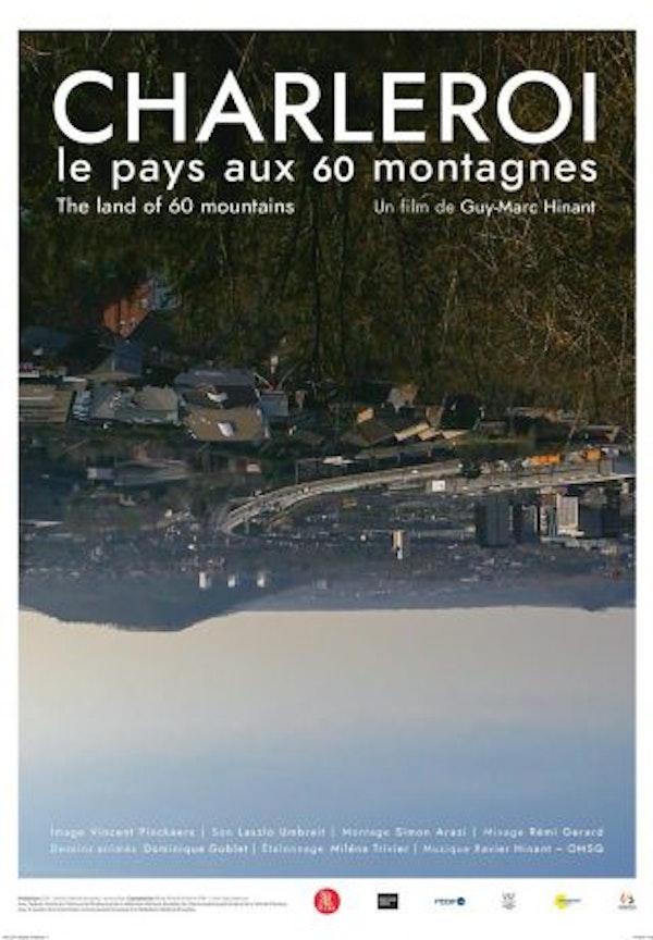 Charleroi. Le pays au 60 montagnes.