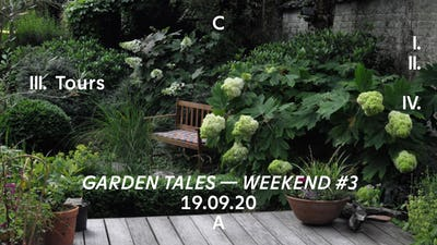CIVA TOURS Garden Tales — Weekend #3