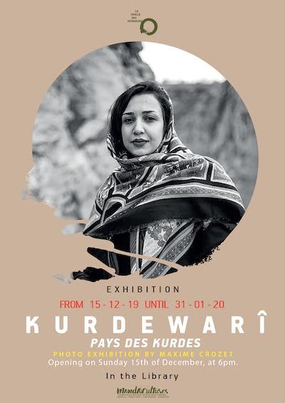 """""""Kurdewarî, pays des Kurdes"""" par Maxime Crozet"""