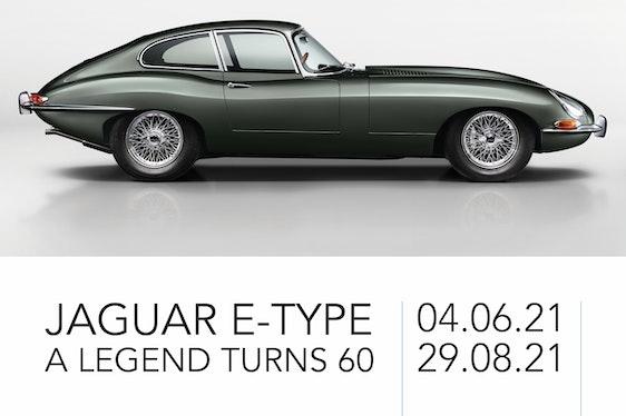 Jaguar E-type, a Legend turns 60