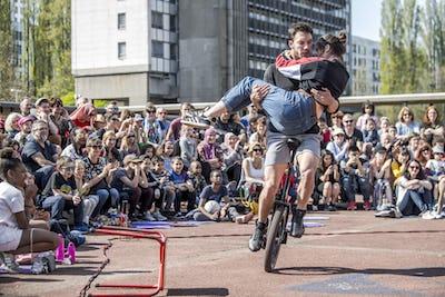 Hopla! Festival des arts du cirque de Bruxelles