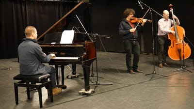 Frank De Wolf Acoustic Trio: Back To Playing Acoustic! Gypsy Jazz & More