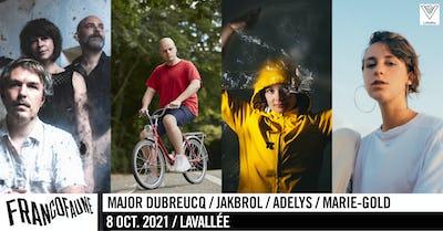 Major Dubreucq • Jakbrol • Adelys • Marie-Gold   FrancoFaune 2021