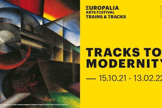 Tracks to Modernity (Europalia 2021)
