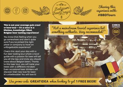Discover Belgium's beer world