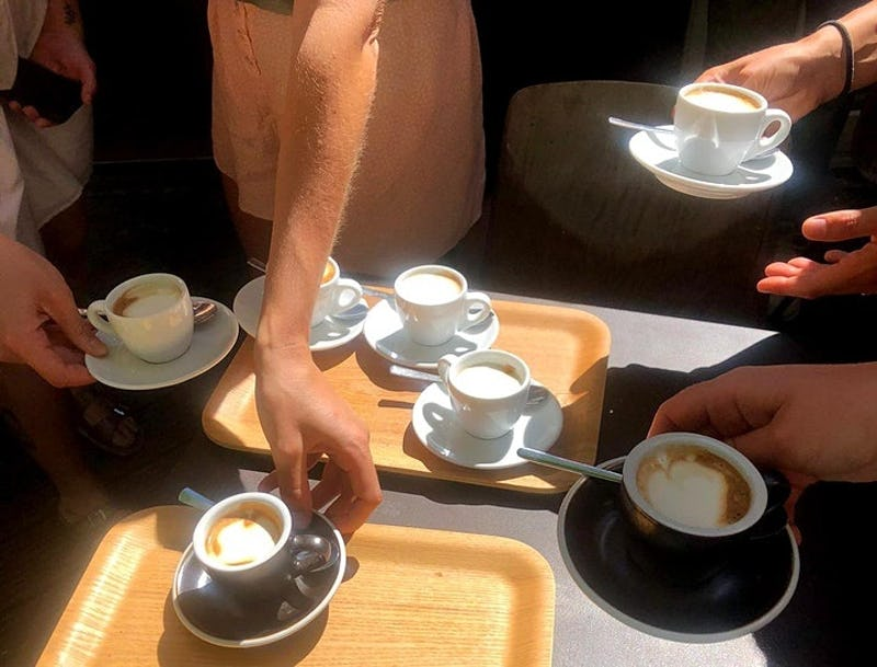 DISCOVER & TASTE Coffee Tour - Uptown StGilles