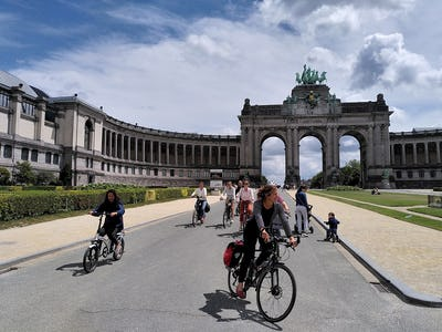 Weekend tour - Brussels highlights and hidden gems
