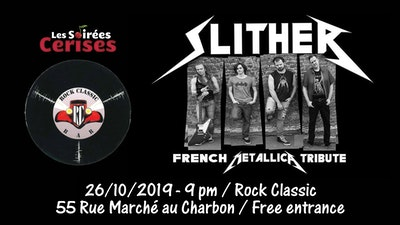 Slither /METALLICA tribute band/