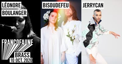 Léonore Boulanger • Bisoudefeu • Jerrycan l FrancoFaune 2020