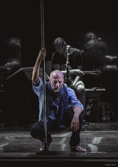 """""""Ulysse Filò"""" de Marco Paolini - Italie sur scène"""