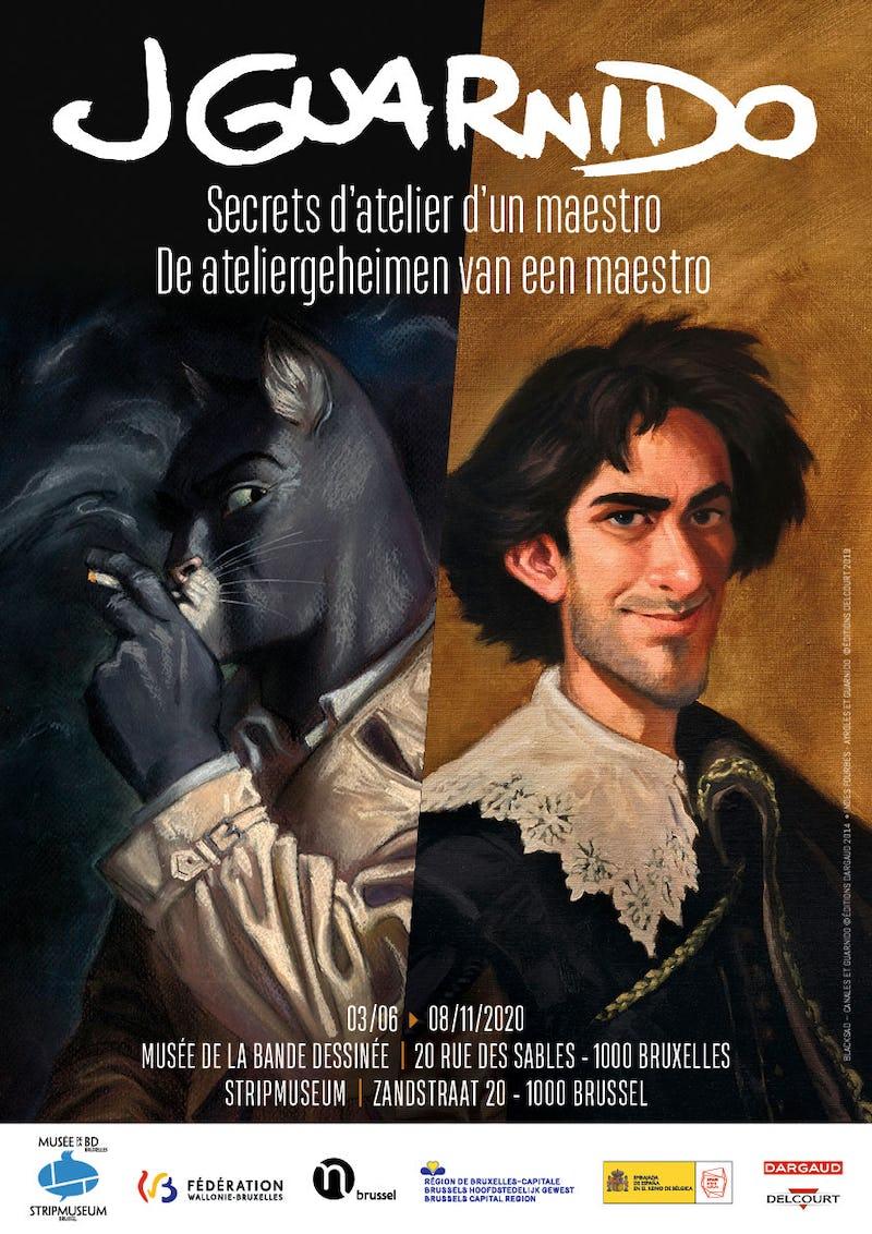 Juanjo Guarnido, secrets d'atelier d'un maestro