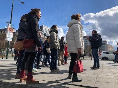 Underground Brussels : 1000 years of struggles