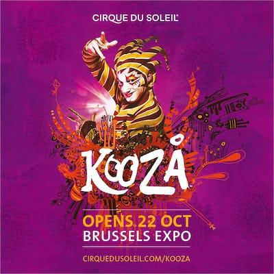 Kooza du Cirque du Soleil