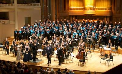 « Messa Da Requiem » de  Giuseppe Verdi