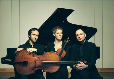 Isabelle Faust, Alexander Melnikov & Jean-Guihen Queyras