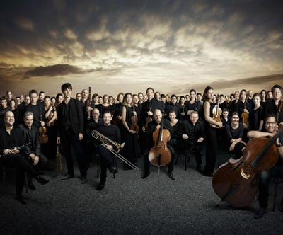 Mahler Chamber Orchestra & Andsnes