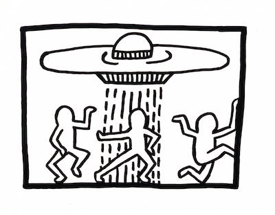 Family Week-end Keith Haring (6+)