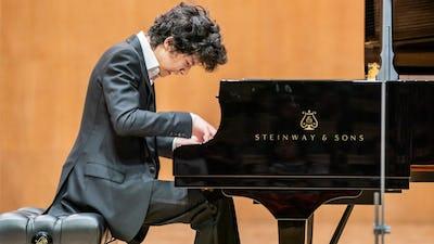 Tony Yun, Steinway Prizewinner - First China International Music Competition