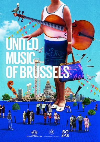 United Music of Brussels 2020