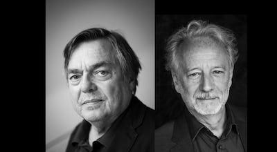 Meet the writer : Drago Jancar & Stefan Hertmans