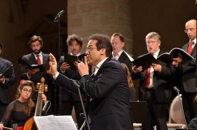 Monteverdi Vespro della Beata Vergine - Alarcón, Cappella Mediterranea & Choeur de Chambre de Namur