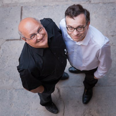 François Espinasse & Michel Bouvard