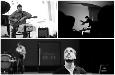 Bozar Next Generation: Andrea Mancianti, Ruben Mattia Santorsa, Federico Tramontana