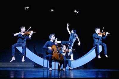 Nico and the Navigators & Kuss Quartett