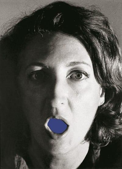 Helena Almeida, A casa, 1979, Collection Ar.Co - Centro de Arte e Comunicação Visual, inv. 27  © Courtesy Ar.Co