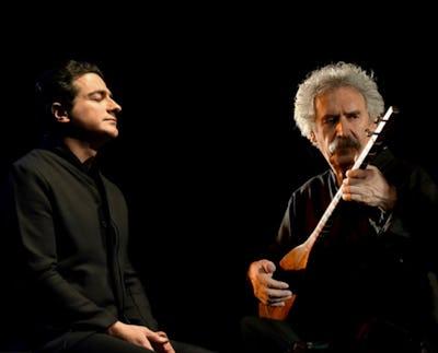 Shamss Ensemble, Keykhosro Pournazeri, Homayoun Shajarian
