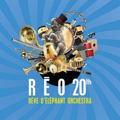 20 ans de Rêve d'Eléphant Orchestra
