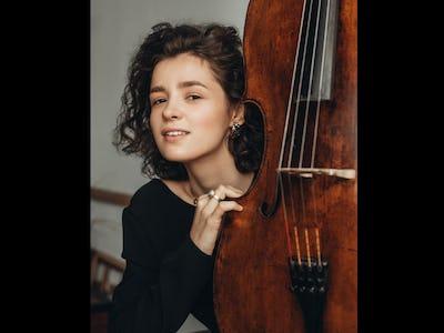 Bozar Next Generation, 25e saison : Anastasia Kobekina  artiste recommandée par Patricia Kopachinskaya