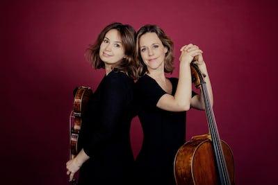 Sol Gabetta & Patricia Kopatchinskaja