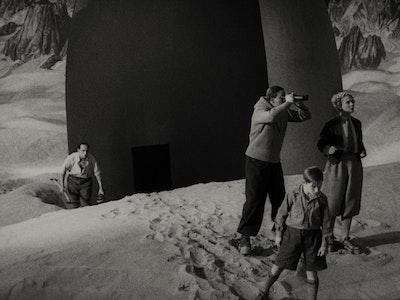 UFA FILM NIGHTS - Die Frau im Mond - Fritz Lang (1929, muet) © GR-DR