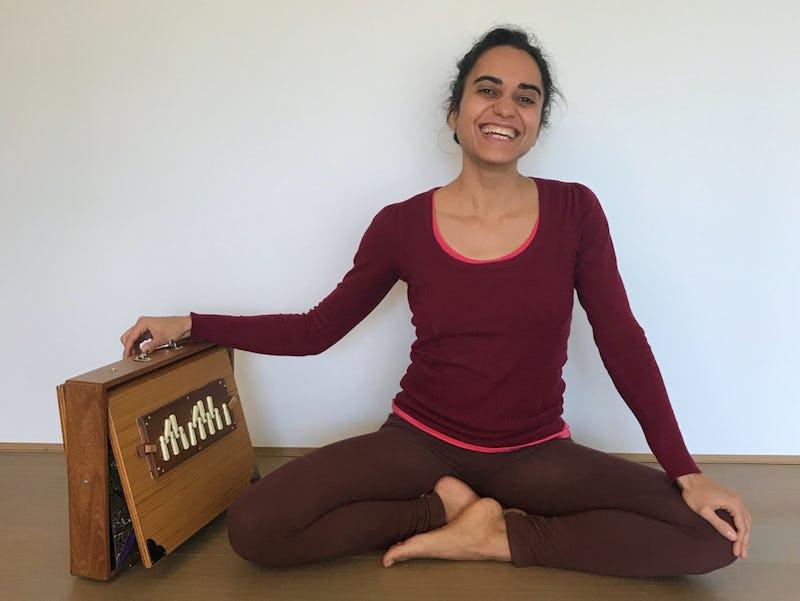 Yoga du son avec Kalmedou © Kalmedou