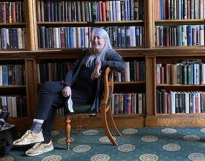 Meet the writer : Mary Beard