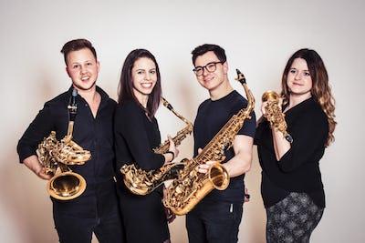 Aureum Saxophon Quartett