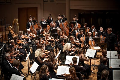 Belgian National Orchestra, Wolff, DeYoung & Gulley