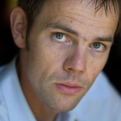Meet the writer : Luuk van Middelaar