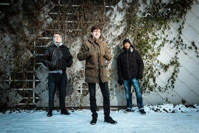 Bram De Looze Trio : Invisible Silence