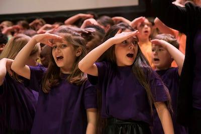 Concert de clôture Cantania - L'école en cavale